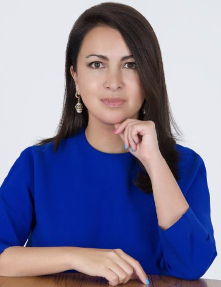 Mina Melikova, CEO of TradeGala