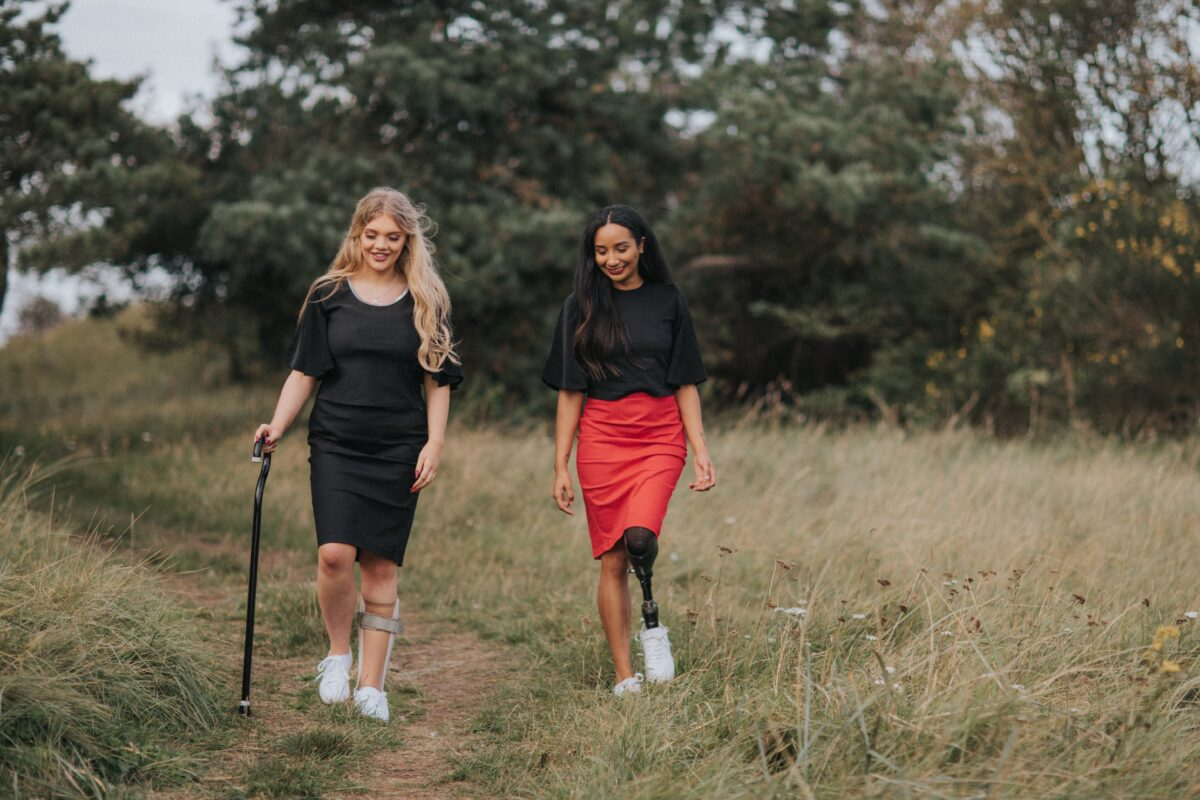 Fashion styling and disability inclusion – how Kintsugi is spearheading the accessible clothing movement